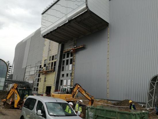 Spalarnia odpadów ITPOE od środka. Bramki radiometryczne uniemożliwią spalanie materiałów radioaktywnych [FOTO] - Aktualności Rzeszów - zdj. 12